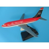 Wooster - 1/180 - Boeing 737 200 - US Airways METRO - 650