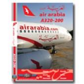 Air Arabia Airbus A320 - 124 Minuten - DWAR005