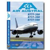 AIR AUSTRAL B 777, B 737 300 und 500 - DWAR008