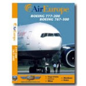 Air Europe B777-200 und B767-300 - 251 Minuten - DWAR013