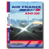 AIR FRANCE  A340 300 - 120 Minuten - DWAR016
