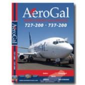 Aerogal Galapogos B727 B737 - 121 Minuten - DWAR119