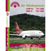 Air Madagaskar ATR 42 B737 B767 - 186 Minuten - DWAR129