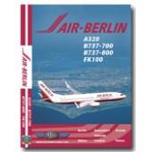Air Berlin A320 B737 Fokker 100 - 186 Minuten - DWAR141