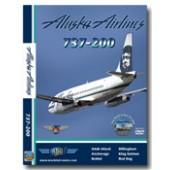 Alaska Airlines B737 200 plus Bonus DVD - 245 Minuten - DWAR146