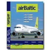 Air Baltic B737 B757 Fokker 50 - 186 Minuten - DWAR176