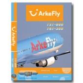 Arkefly TUI Holland B737 B767 - 238 Minuten - DWAR181
