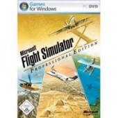 Microsoft Flight Simulator X Professional Edition