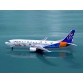 Dragon - 1/400 - Boeing 737 400 - Olympic Airways OLYMPIC GAMES ATHENS 2004 - phoe01